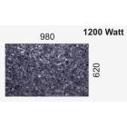 Magma IR Natursteinwandheizung 1200W 12.BP.980 Blue-Pearl-Granit