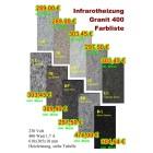 Magma IR Natursteinwandheizung 1200W 12.AM.1180 Azul-de-Macaubas-Marmor